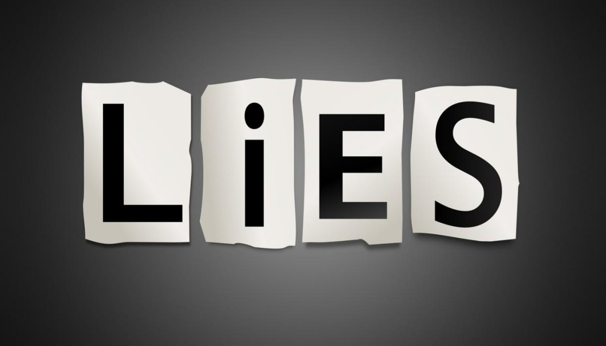 GET RID OF LIES