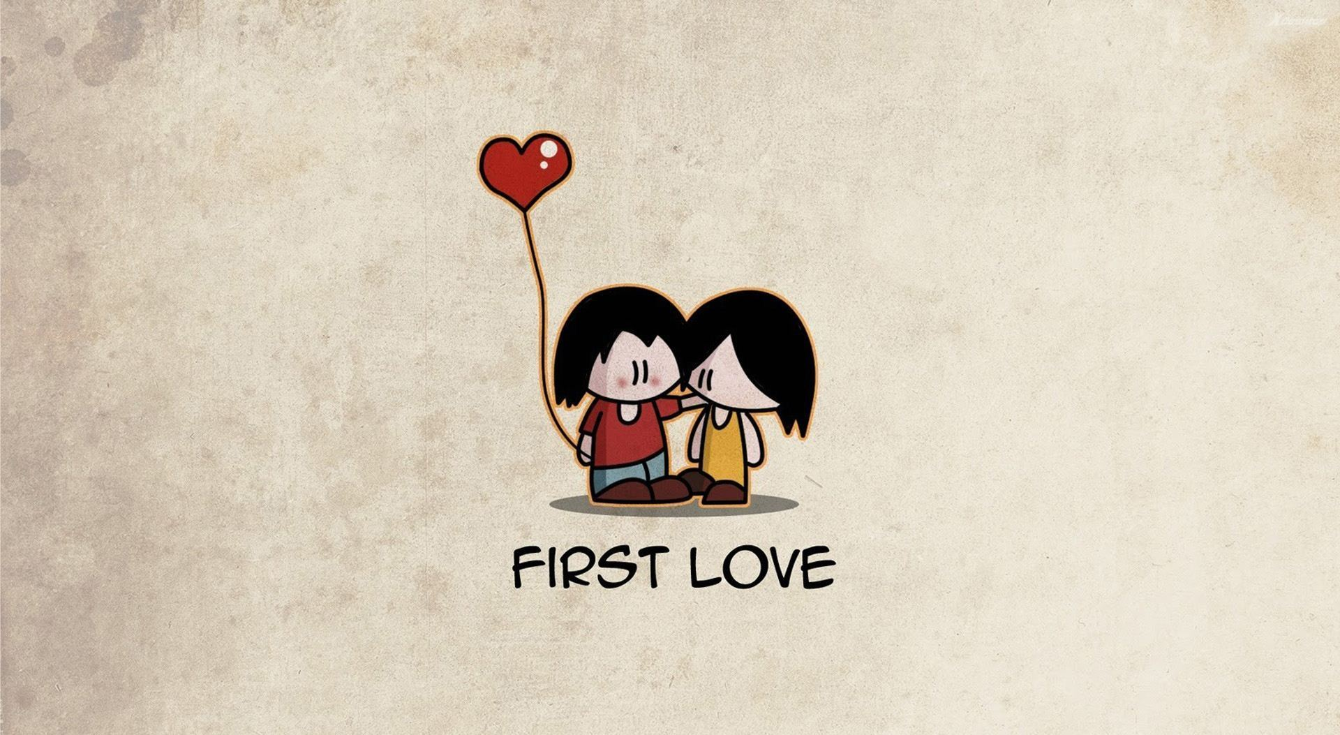 FIRST LOVE ISN'T LOVE-FOREVER
